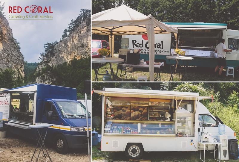Филмов кетъринг, кетъринг за филми, Craft service for film productions in Bulgaria. Каравани за сандвичи, Craft Service каравани