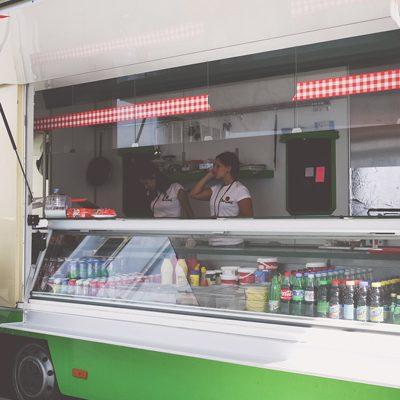 Каравани за бързо хранене – Craft Service