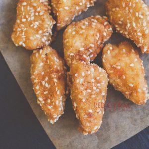 Пилешки хапки със сусам - / Кафе пауза / Детски рожден ден / Кетъринг