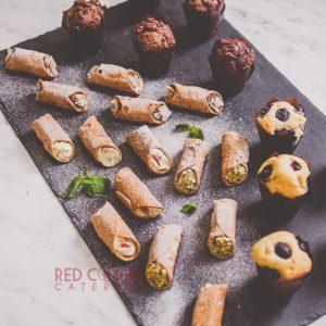 Десертни хапки / Сладки хапки / Кетъринг /Кетаринг