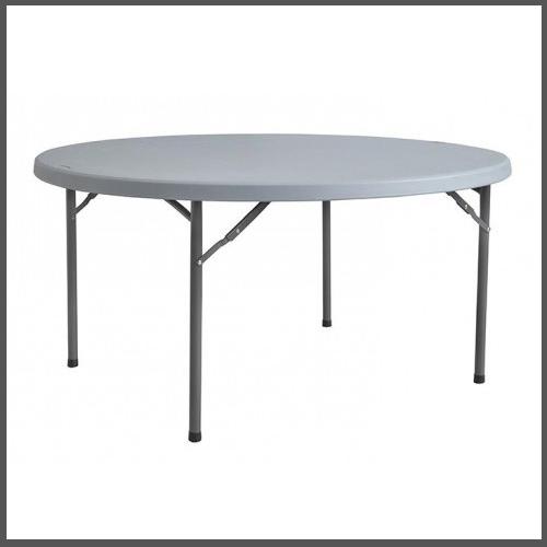 Кръгла маса под наем/ Кетъринг оборудване под наем