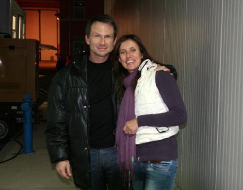 Боби и Christian Slater